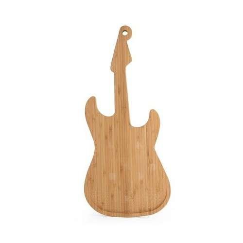 Planche à Découper,Guitare en Bambou