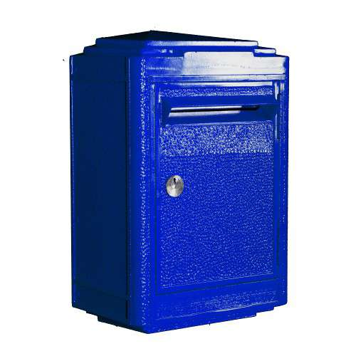 boite au lettre la poste la boite jaune rose bunker. Black Bedroom Furniture Sets. Home Design Ideas
