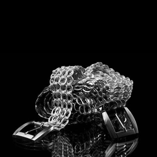 ceinture en capsule de canette