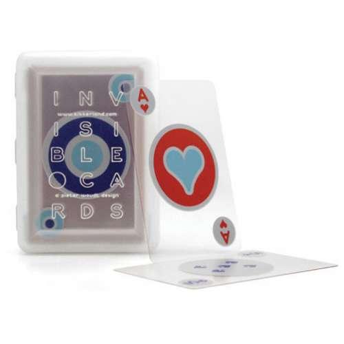 Jeu de cartes étanche
