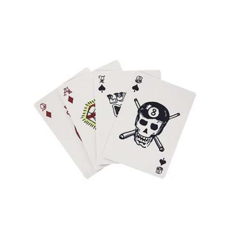 Jeu de cartes Tattoo, dessins tatouages