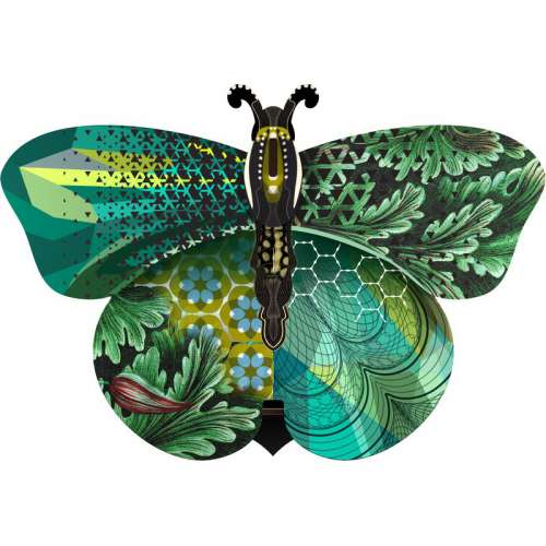 Boite vide-poche déco, Papillon, Magda - MIHO