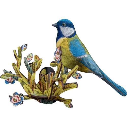 Oiseau sur Branche, décoration murale, Allegra - MIHO