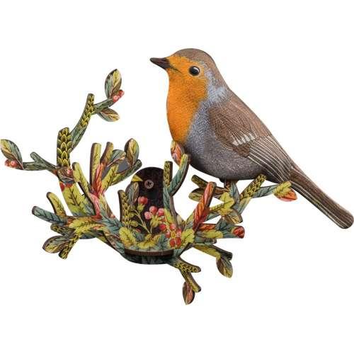 Oiseau sur Branche, décoration murale, Little Jacky - MIHO