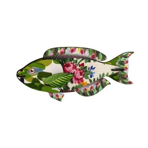 """Trophée Insolite Poisson - Miho """"Seaweed Joke"""""""