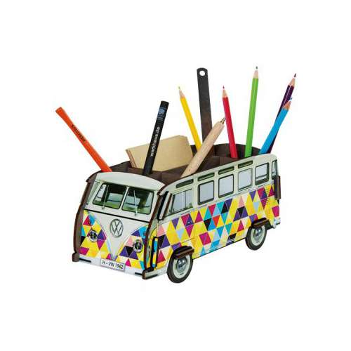 POT A CRAYON vw triangle