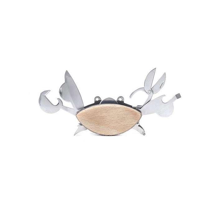 Outil crabe multi-fonction, bois
