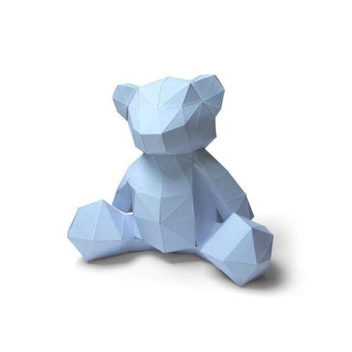 Ourson en Papier, origami - Agent Paper