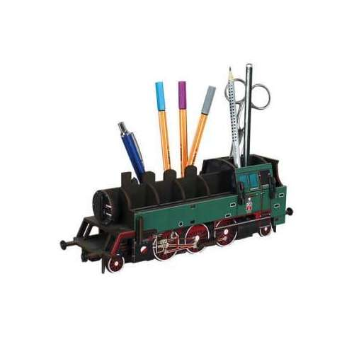 Pot à Crayon Train, locomotive - Werkhaus