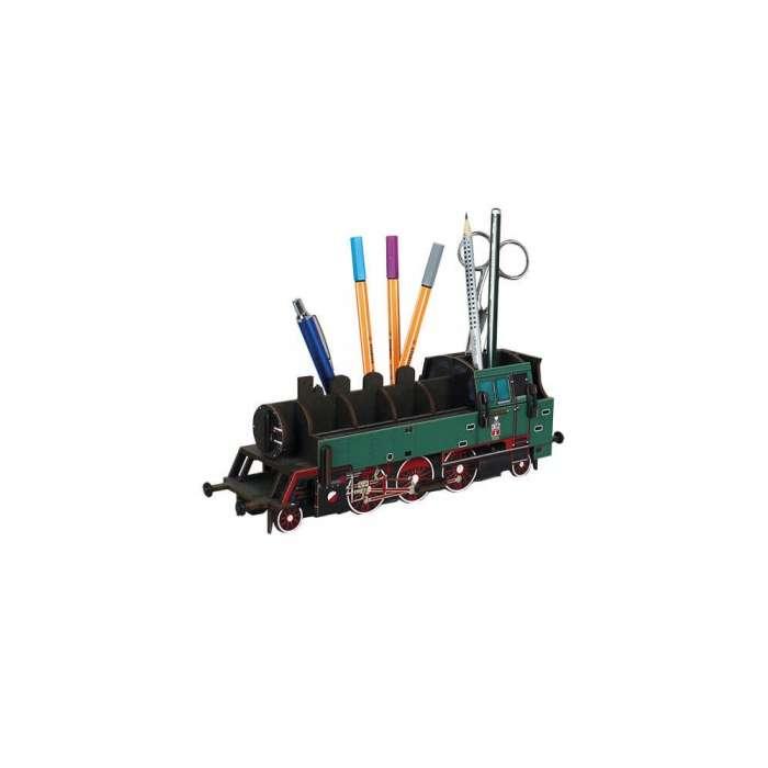 Pot à Crayon Train, locomotive - Werkhaus