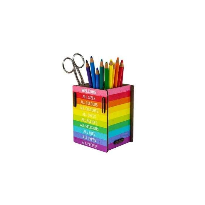 Pot à Crayon Welcome - Werkhaus