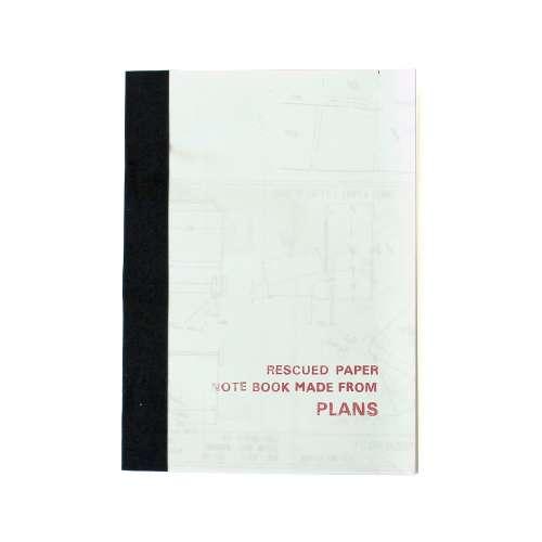 Cahier, carnet de note, Plans Technique Recyclés