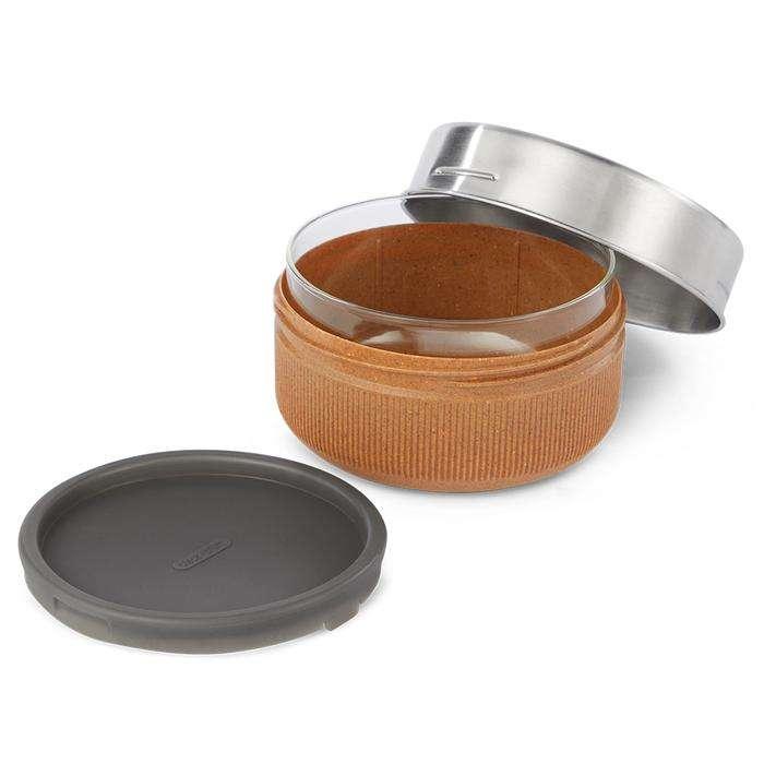 Lunch Box légère en verre 750ml, 100% étanche - Black&Blum