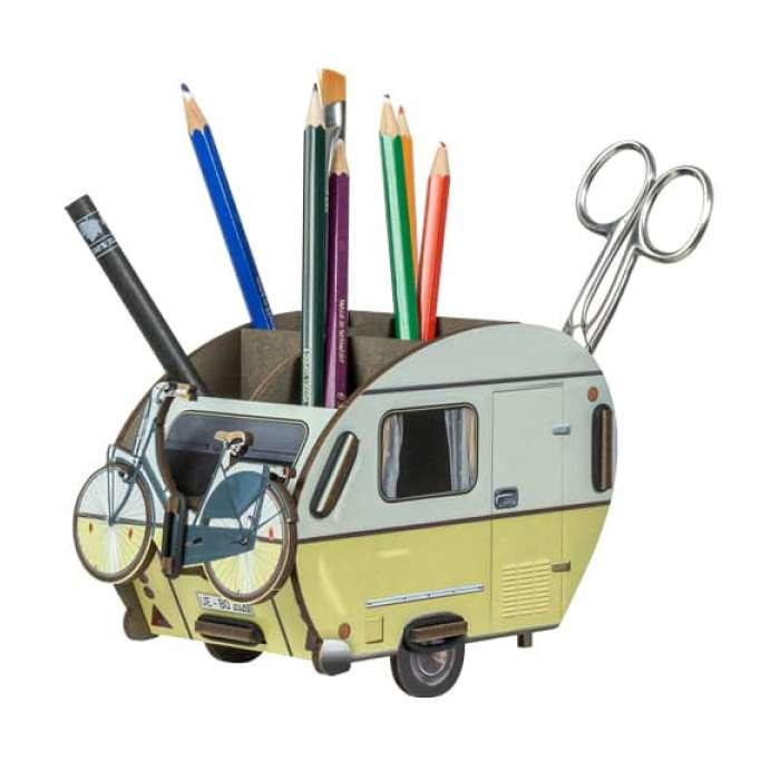 Pot à Crayon Caravane Vintage - WERKHAUS