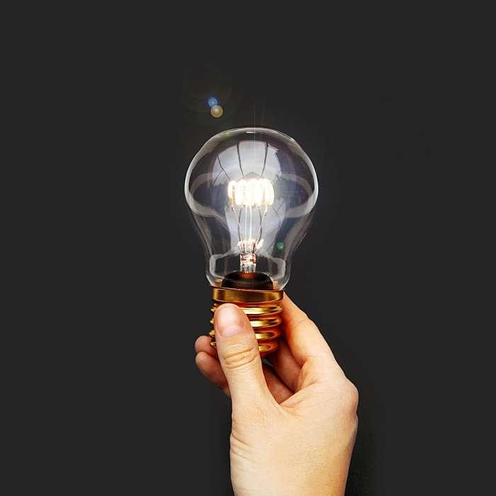 Ampoule à LED Rechargeable, Lampe déco