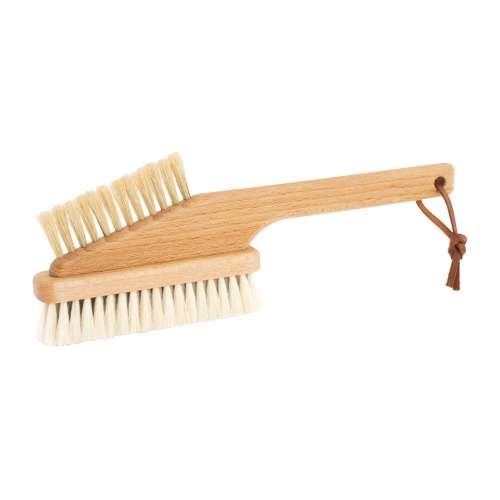 Brosse à ordinateur en bois et poils naturels, REDECKER